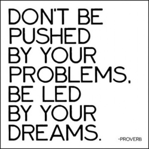 problems v dreams