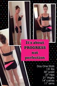 Progress pics START NOW! Accountability is what it takes for change.