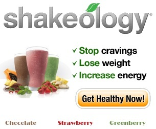 shakeology button