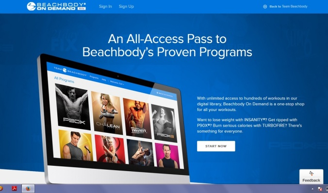 Beachbody On Demand – Full Review – Insanity, P90X, Body